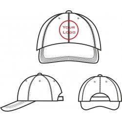 Baseball Personalizzato con Logo